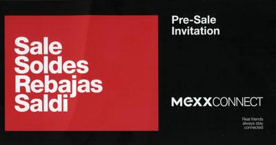 Mexx Sales