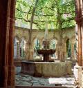 Abbaye de Valmagne, alter Brunnen, 1993