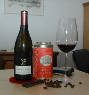 Diemersfontein gerösteter Pinotage