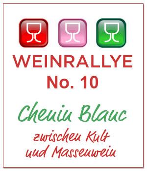 Weinrallye 10 - Chenin Blanc