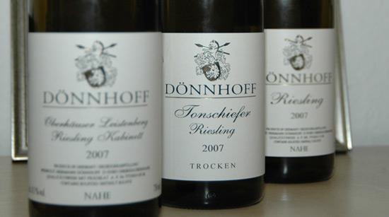 Dönnhoff Tonschiefer 2007