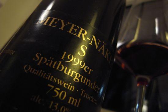 Meyer Näckel, Spätburgunder S 1999
