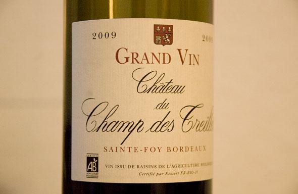 Für eine solch unbekannte Subappellation wirklich ein Grand Vin