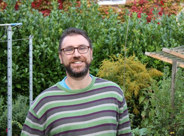 Jan Matthias Klein vom Staffelter Hof