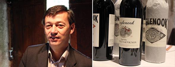 Der Weinmacher, Philippe Bascaules und die Inglenook-Cabernets