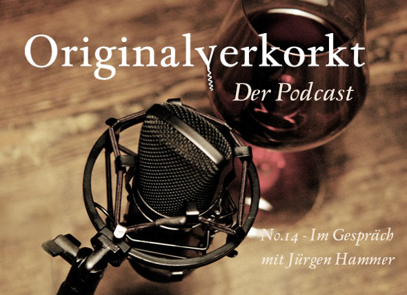 Keyvisual Originalverkorkt Podcast Nummer 14