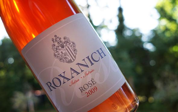 Roxanich Rosé 2009