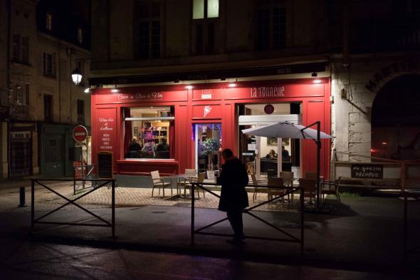 La Tonelle Bar a Vin, Saumur
