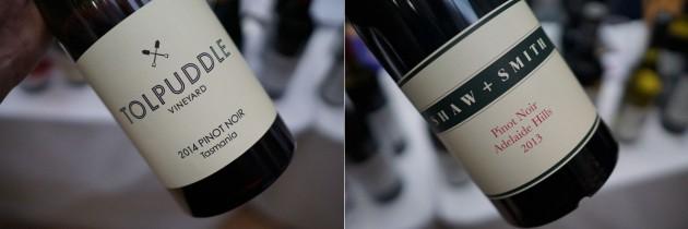Pinots und Chardonnays von einer Leichtigkeit, Feinheit und Eleganz, wie zumindest ich sie mit Australien nie in Verbindung gebracht habe. Copyright: C. Raffelt