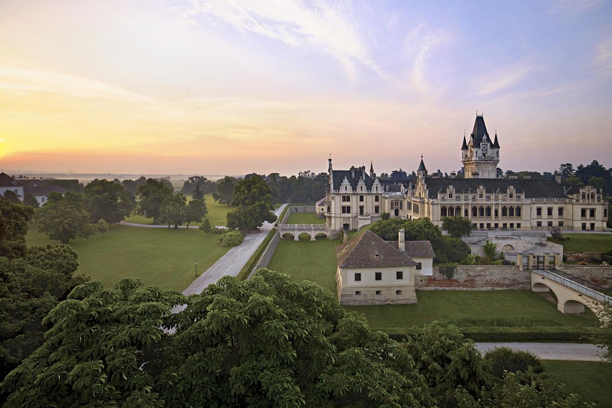 Schloss Grafenegg, Foto ©: Alexander Haiden